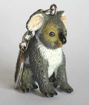 Koala Key Ring 4.5cm tall
