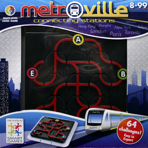 Metroville Logic Puzzle