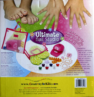 Ultimate Nail Studio by Faber-Castel