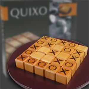 Quixo - Wooden strategy Game
