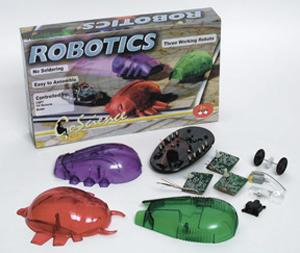 Go Science Robotics - Working Robots Kit