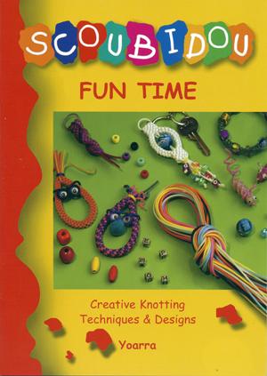 Scoubidou Fun Time Craft Book