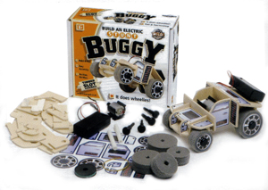 Wild Science Stunt Buggy