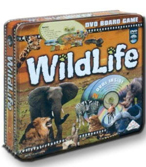 Wildlife DVD board game