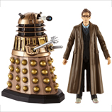Dr Who THe Stolen Earth Twin Figure Set