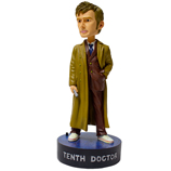 *NEW* 10th Doctor Who with Light Up Sonic Screwdriver - David Tennant - Bobblehead