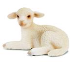 Schleich - Lamb Lying - 13284