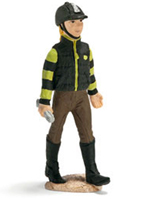 Schleich - Rider Standing with Sleeveless Jacket -13455