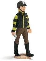 Schleich - Rider Standing with Sleeveless Jacket -13455