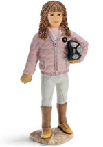 Schleich - Rider Standing with Jacket -13456