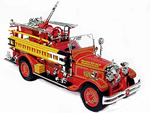 1931 Seagrave Truck Fire Engine