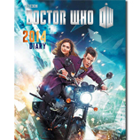 Dr Who 2014 Hard Cover Diary.