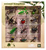 Animal Kingdom Insect Set - 12 pcs.