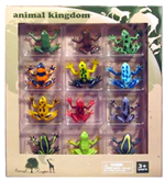 Animal Kingdom Frog Set - 12 pcs.