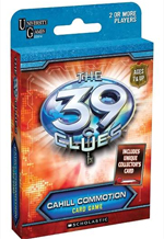 The 39 Clues Card Game