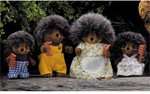 Sylvanian Families HedgeHog Family Set - 4018