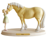 Horse Whispers - 'Kisses' Figurine