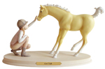 Horse Whispers - 'Girl Talk' Figurine