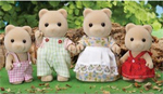 Sylvanian Families Honey Bear Family Set - 4165
