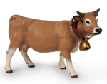 Papo Allgau Cow with Bell - 51152