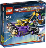 LEGO® Space Police Smash n Grab - 5982