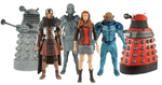 Dr Who - UnderHenge Collector 6 pack