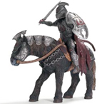 Schleich - Zahor Armoured Knight on Warhorse - 70059