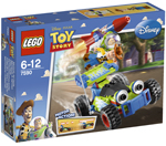 LEGO ® Toy Story - Woody and Buzz to the Rescue - 7590