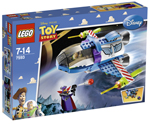 LEGO ® Toy Story - Buzz's Star Command Spaceship - 7593