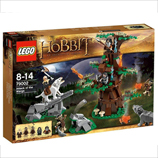 LEGO® The Hobbit - Attack of the Wargs - 79002