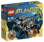 LEGO ® Atlantis Monster Crab Clash - 8056