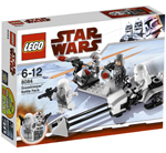 LEGO ® Star Wars Snow Trooper Battle Pack - 8084