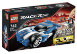 LEGO ® Racer - Blue Sprinter - 8163 with motor action