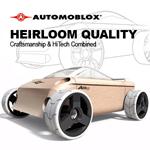 Automoblox - A9S White Convertible