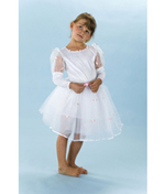 White Princess Dress - medium