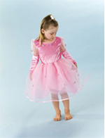 Pink Princess Dress - medium