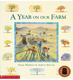 A Year on Our Farm by Penny Matthews