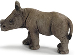 Schleich - African Black Rhino Calf - 14395