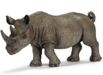 Schleich - African Black Rhino Male - 14394 RETIRED