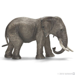 Schleich - African Elephant Female - 146576 New for 2012