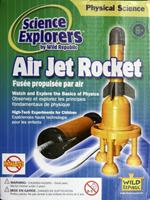 Air Jet Rocket