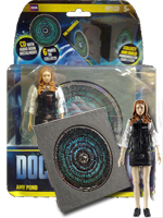 Dr Who 2010 - Amy Ponds Police Outfit - With CD