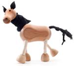 AnamalZ Horse Wooden Figure