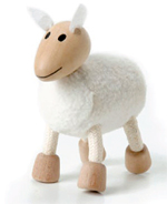 AnamalZ Sheep Wooden Figure