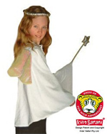 Kids Safari Angel Cape