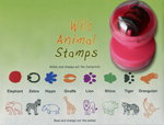 Animal Stamps - Wild Animals