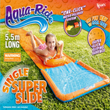 Aqua Ride Single Super Fun Water Slide 5.5 m