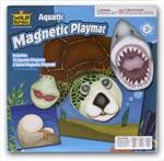 Aquatic Faces Magnetic Playmat