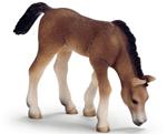 Schleich 13652 Arabian Foal (grazing) - RETIRED