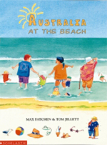 Australia at the Beach by Max Fatchen